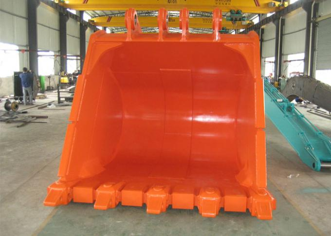 Largest Komatsu Excavator Rock Bucket 10 CBM With ISO Certified