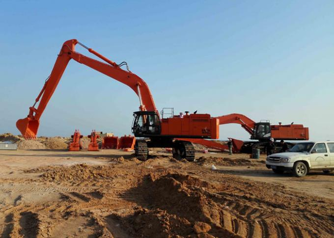 21 Meter Hitachi ZX870 Excavator Long Arm High Extension Demolition Boom