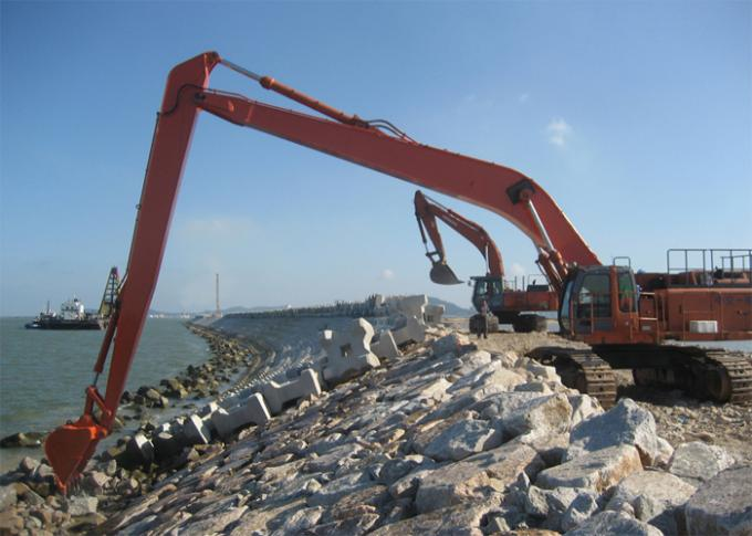 ZX350 Hitachi Excavator Long Boom Suit 20 Meters 2.5T Counter Weight