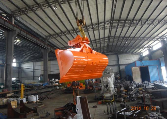 Customized 2000mm Excavator Tilt Bucket for Hitachi ZX200-3 Excavator
