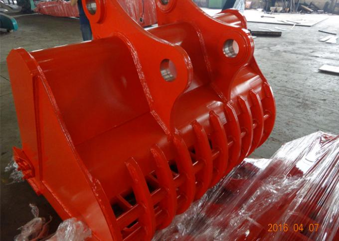 Doosan Dx 480 Excavator Bucket Attachments 2 85 Cum