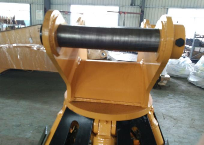 Rotate Hydraulic Orange Peel Grapple for PC220 Excavator Attachment