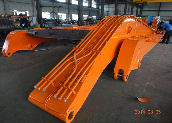 China ZX350 Hitachi Excavator Long Boom Suit 20 Meters 2.5T Counter Weight supplier