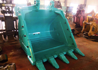 China Durable Excavator Mud Bucket for Kobelco SK350LC Excavator supplier