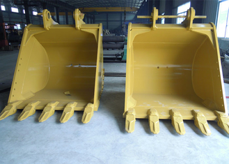 China High Performance Tilting Excavator Bucket Cleaning Hard Soil Wear Resistance supplier