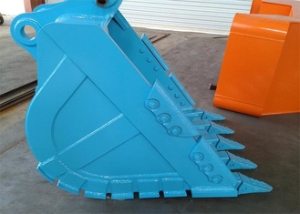 China Mining Kobelco Excavator Grapple Bucket Excavator Tilt Bucket supplier