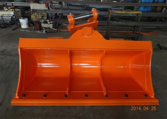 China Customized 2000mm Excavator Tilt Bucket for Hitachi ZX200-3 Excavator supplier
