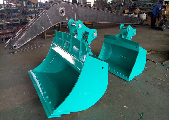 China Heavy Duty 20ton Excavator Tilting Ditching Bucket with Bolted Cutting Edge supplier