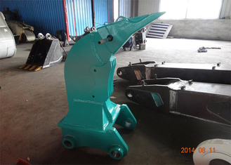 China D9 Excavator Kobelco SK260 Multi Ripper Bucket 100mm Thickness supplier