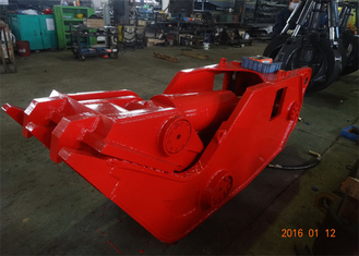 China HARDOX450 Hydraulic Demolition Shears for 20 Ton - 30 Ton Excavator supplier
