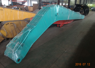 China Kobelco SK260 18 Meter Excavator Long Reach With 0.6 Cum Bucket For Subway Project supplier