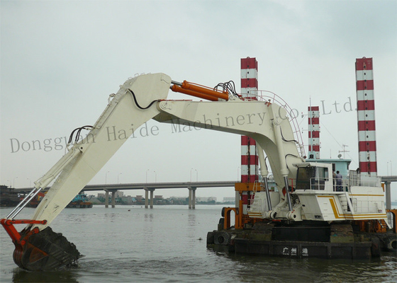 China CE OEM Long Reach Boom Excavator Hitachi EX3500 with 32 Meters supplier