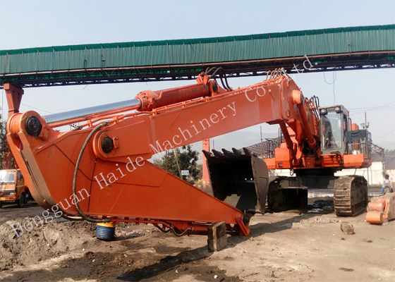 China EX1200-5 Excavator Long Reach Boom for India Market with Heavy Duty Work Condition supplier