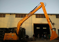 China Professional 10 Meter Excavator Boom And Stick for Sany SY75c-9 Mini Excavator factory