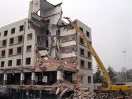 China High Rise Long Reach Demolition Boom for Komatsu PC400 Excavator factory