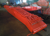 China Excavator Spare Parts 22 Meter High Reach Demolition Boom For Doosan DX520 Excavator factory