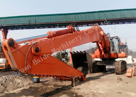 China EX1200-5 Excavator Long Reach Boom for India Market with Heavy Duty Work Condition factory