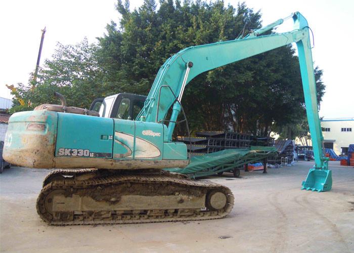 High Demolition Front End Kobelco Excavator Long Arm 16 Meter