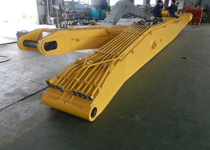 3 segment demolition long reach excavator booms high for Demolition wood for sale