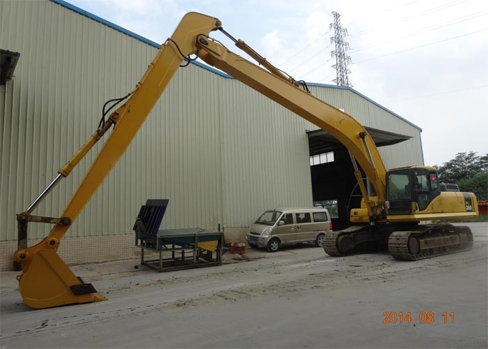 Komatsu Excavator Parts 22 Meters Long Reach Boom with 4 Ton