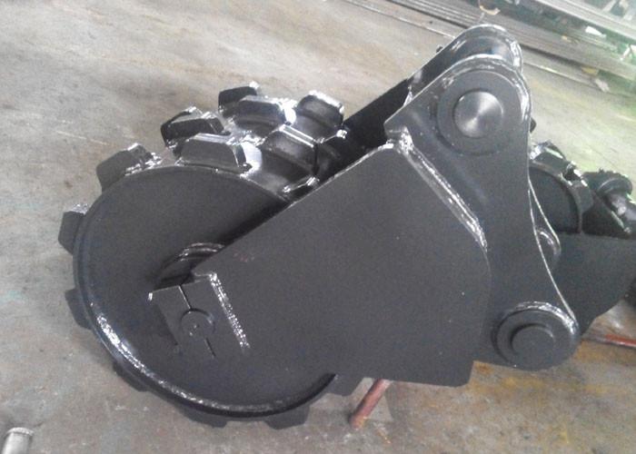 Komatsu PC200 Excavator Compaction Wheel With Roller Bearing