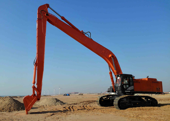 China 21 Meter Hitachi ZX870 Excavator Long Arm High Extension Demolition Boom distributor