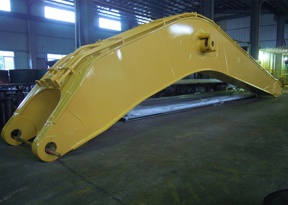 China Old Building Hydraulic Excavator Long Reach 14 Meter Excavator Dipper Arm factory