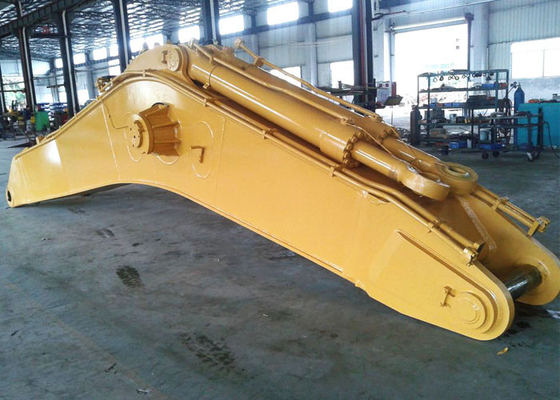 China Q345B / Q690D 11 Meter Standard Excavator Long Arm For Construction Sites distributor