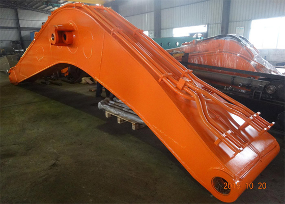 China Hitachi ZX800 Excavator Heavy Duty Long Reach Boom with 26 Meters 1 Cum Bucket distributor