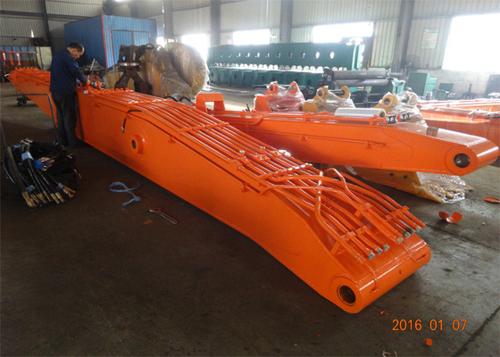 China Excavator High Reach Demolition Boom With Pulverizer and Demolition Machine distributor