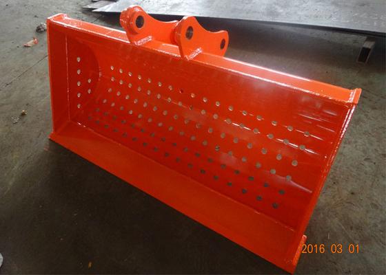 China Professional 1500mm Excavator Skeleton Bucket For Doosan DX75 Excavator distributor