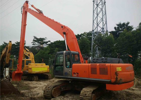 China CE Approved 20 Meter Excavator Long Arm Two Pieces High Reach Arm factory
